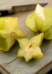 Star Fruit 'Kajang' (Averrhoa carambola)