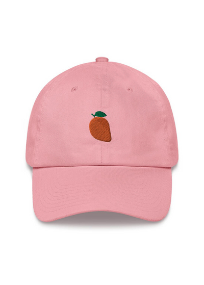 Mango Embroidered Dad Hat