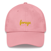Forage Embroidered Dad Hat