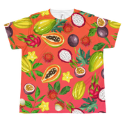 Tropical Fruit Lover's Kid's Tee