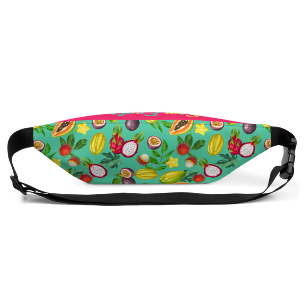 Tropical Fruit Lover's Fanny Pack