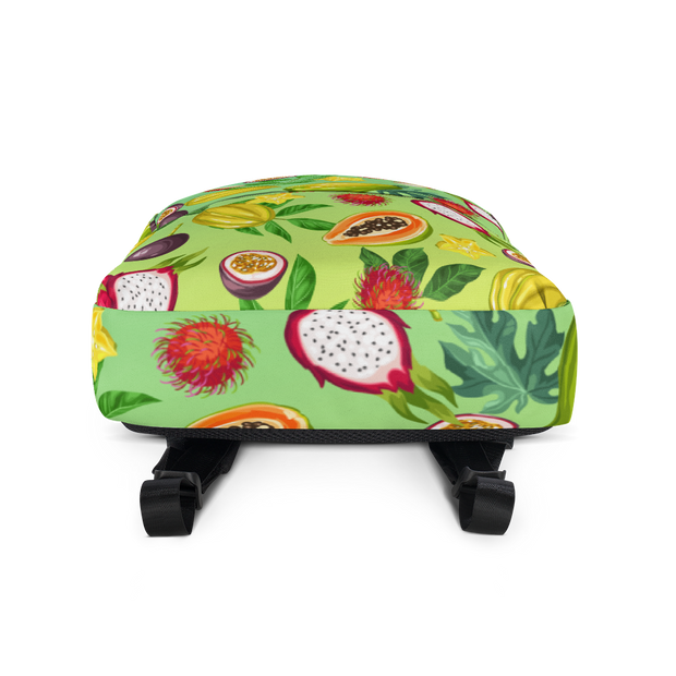 Tropical Fruit Lover's Backpack