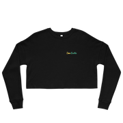 Sow Exotic Crop Fleece Sweatshirt