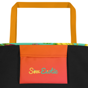 Tropical Fruit Lover's Harvest Tote