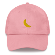 Banana Embroidered Dad Hat