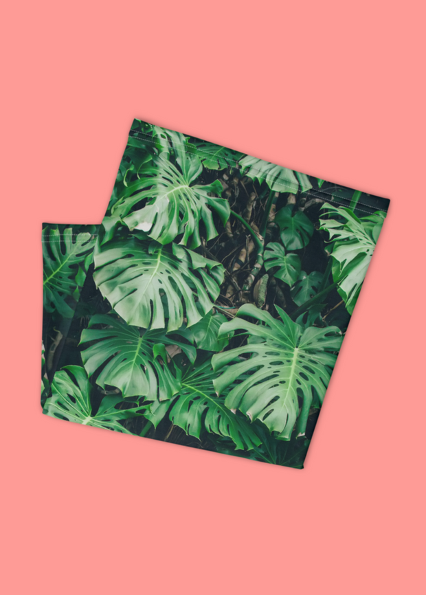 Monstera Face Shield