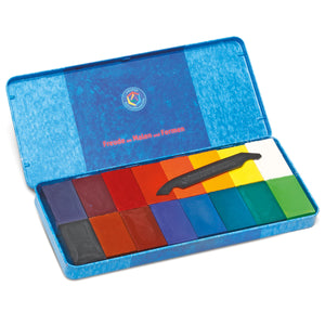 Stockmar Wax Crayons – set of 16