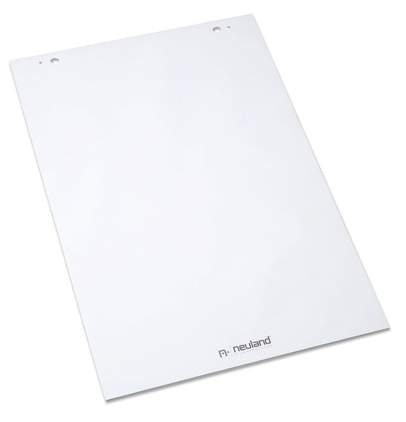 Paper for TableTop FlipChart and TopChart, plain: 5 pads