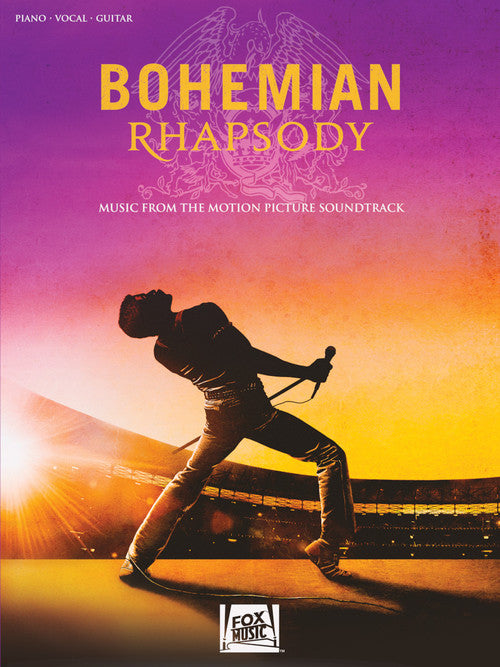 HL00286617 - Bohemian Rhapsody: Music From The Motion Picture Soundtrack PVG Book