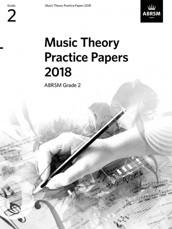 AB-86012128 - Music Theory Practice Papers 2018, Grade 2 Default title