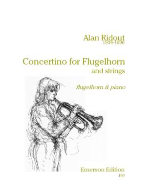 JE-E190 - Concertino for Flugelhorn Default title