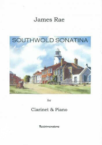 RD001 - Southwold Sonatina for Clarinet & Piano Default title