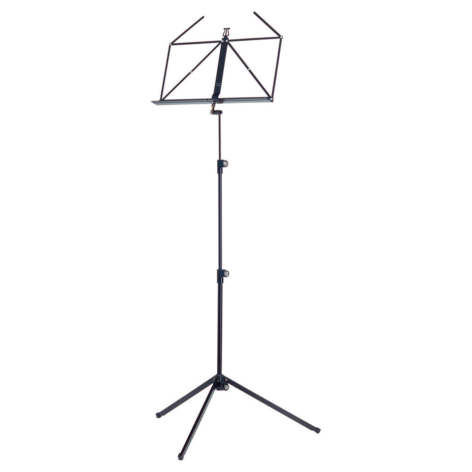 10010-000-55 - K&M folding music stand Black