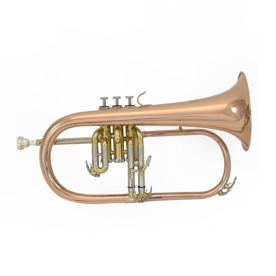 100FHR - Elkhart 100FHR Bb student flugel horn outfit with case Default title