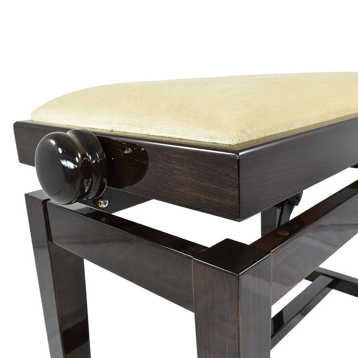 105TR - Discacciati 105TR height adjustable piano stool - various finishes Default title