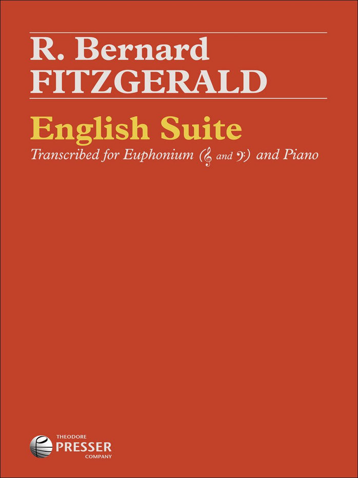 PR2551 - English Suite for Euphonium and piano Default title