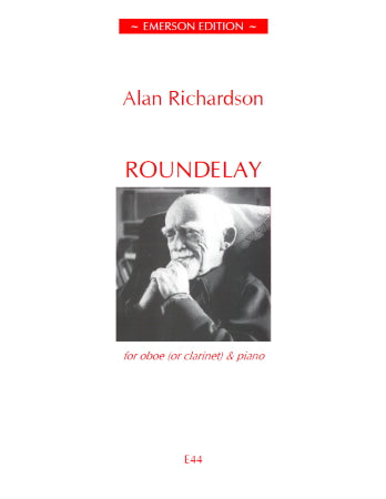 JE-E44 - Richardson Roundelay for Oboe Default title