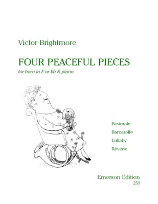 JE-E253 - Four Peaceful Pieces Default title