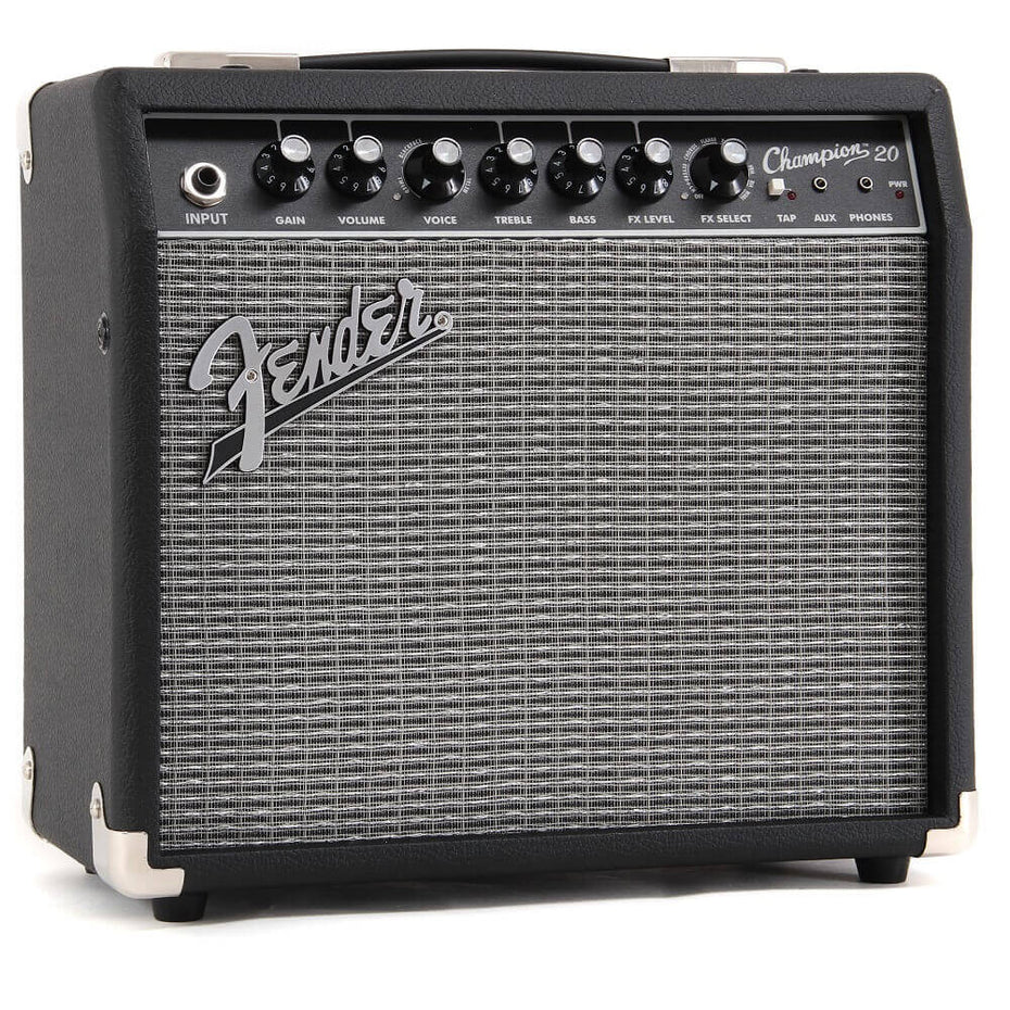 233-0206-900 - Fender 20W Champion electric guitar amplifier Default title