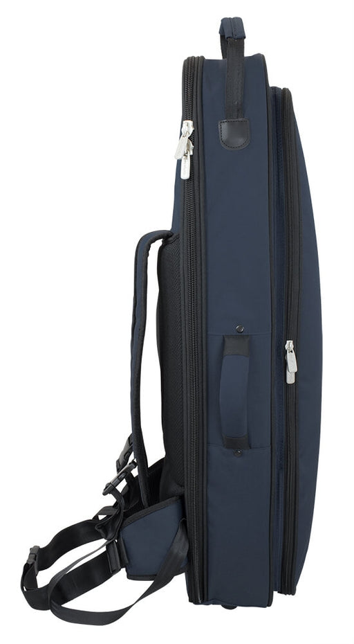 36TS-387 - Tom & Will tenor sax gig bag Blue with blue interior