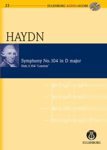 EAS123 - Symphony No. 104 D major, Salomon Hob. I: 104. London No. 7 Default title