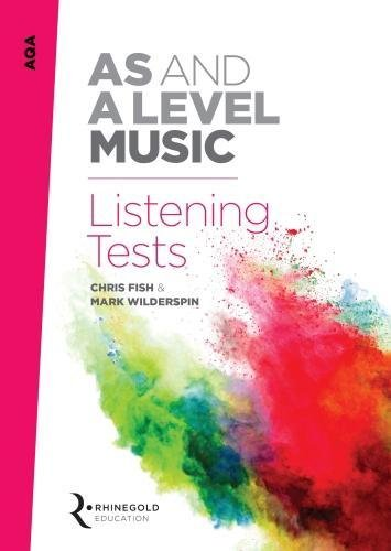 RHG141 - AQA AS and A Level Music Listening Tests from 2016 Default title