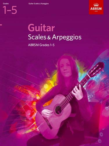 AB-60967429 - Guitar Scales and Arpeggios, Grades 1–5 Default title
