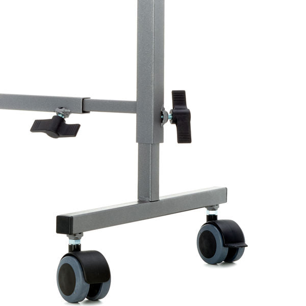 49-FSC - Height adjustable mobile stand for diatonic and chromatic instruments Default title