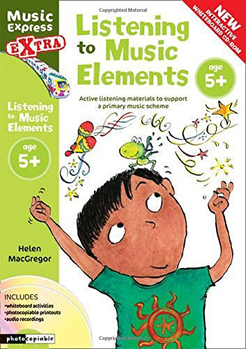 ACB-682953 - Music Express Extra - Listening to Music Elements Age 5+ Default title