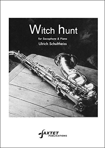 SAX013 - Witch Hunt for alto saxophone Default title