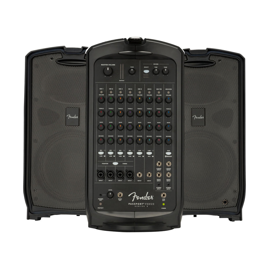 694-4006-900 - Fender Passport Venue Series 2 Portable PA System Default title