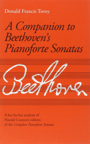 AB-60960864 - Companion to Beethoven's Pianoforte Sonatas Default title