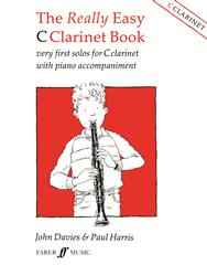 F511473 - The Really Easy C Clarinet Book Default title