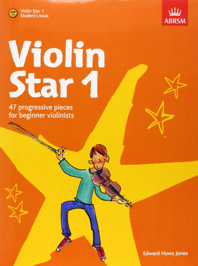 AB-60968990 - Violin Star 1, Student's book, with CD Default title