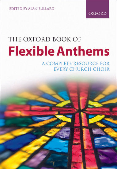 OUP-3358959 - The Oxford Book of Flexible Anthems: Paperback Default title