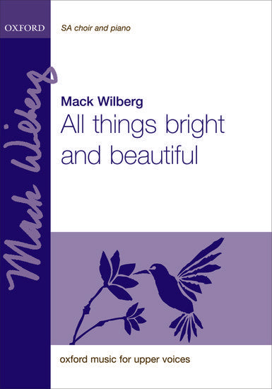 OUP-3359260 - All things bright and beautiful: Vocal score (piano 2 hands version) Default title