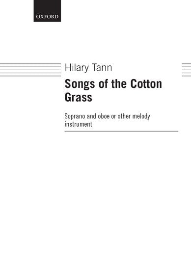 OUP-3364547 - Songs of the Cotton Grass Default title