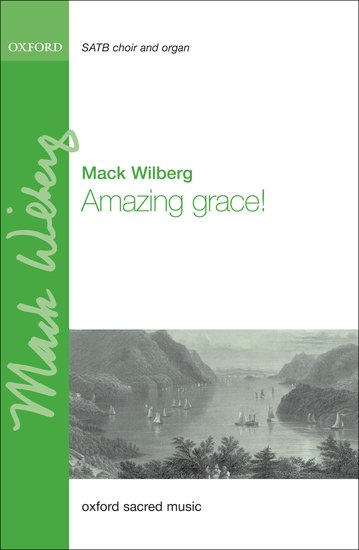 OUP-3375178 - Amazing grace!: Vocal score Default title