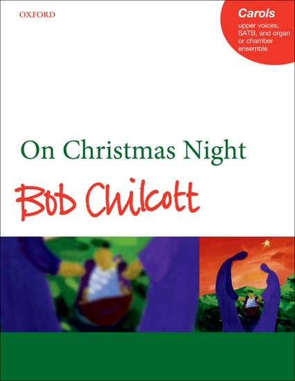 OUP-3375604 - On Christmas Night: Vocal score Default title