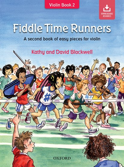 OUP-3386785 - Fiddle Time Runners Default title