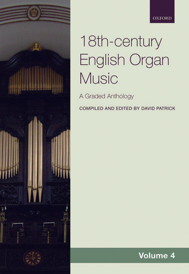 OUP-3389182 - 18th-century English Organ Music, Volume 4 Default title
