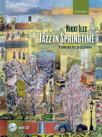 OUP-3391550 - Jazz in Springtime + CD Default title