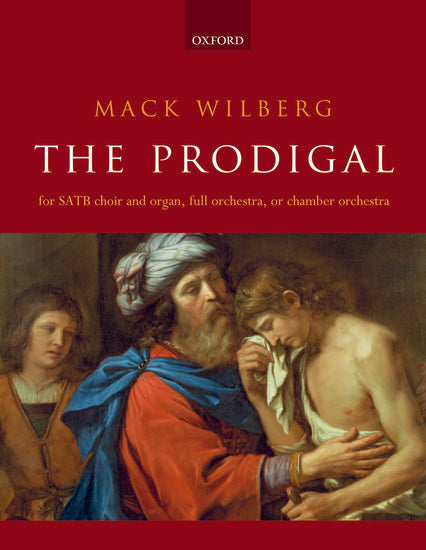 OUP-3413375 - The Prodigal: Vocal score Default title