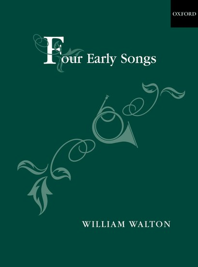 OUP-3458680 - Four Early Songs Default title