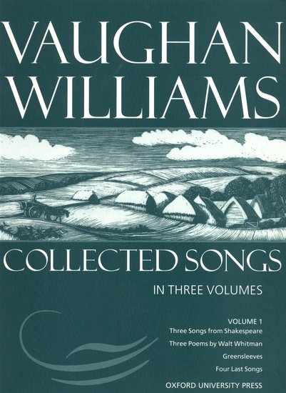 OUP-3459274 - Collected Songs Volume 1 Default title