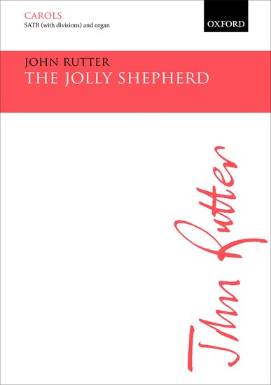 OUP-3530034 - The Jolly Shepherd: Vocal score with organ accompaniment Default title