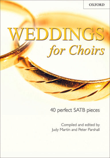 OUP-3532656 - Weddings for Choirs: Vocal score Default title