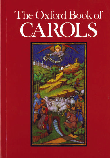OUP-3533158 - The Oxford Book of Carols: Vocal score Default title