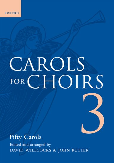 OUP-3535701 - Carols for Choirs 3: Vocal score Default title