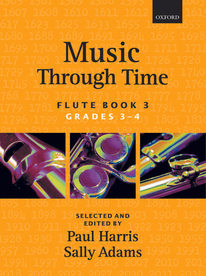 OUP-3571839 - Music through Time Flute Book 3 Default title